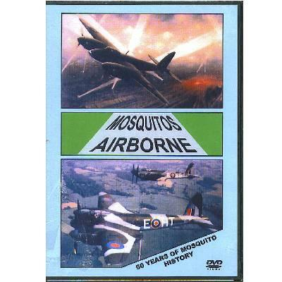 Product Photo of 9471 - Mosquitos Airborne - 50 Years of Mosquito History DVD