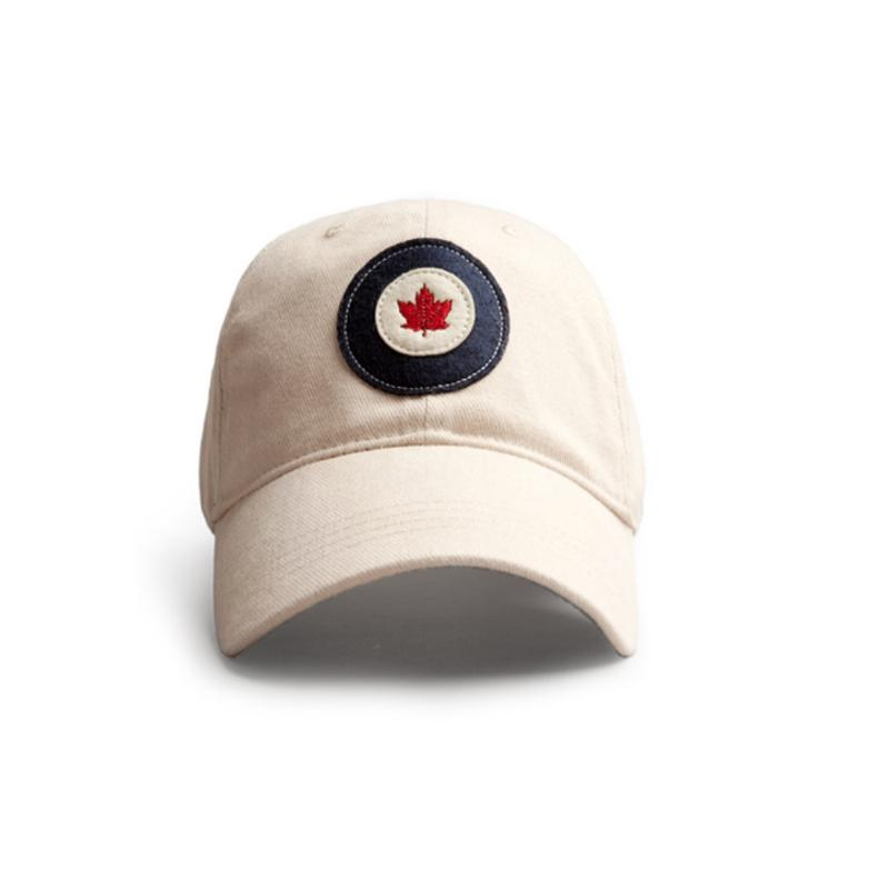 Product Photo of 23626 - Youth RCAF Roundel Hat (Red Canoe)