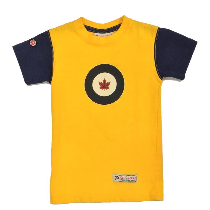 Product Photo of DAXKIDSTSHIRTRCAFROUNDEL - Youth RCAF Roundel T-shirt
