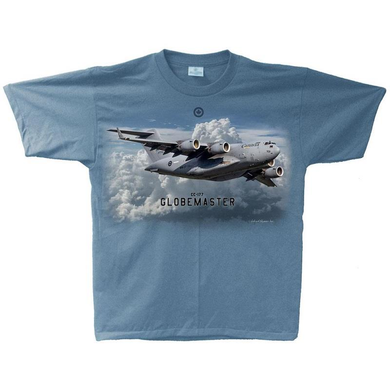 Product Photo of GLOBEMASTERTSHIRT - Globemaster C-177 TShirt