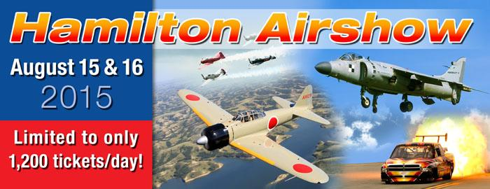 Product Photo of HAMILTONAIRSHOW-2015-15AUG - HAMILTON AIRSHOW 2015 - Aug. 15