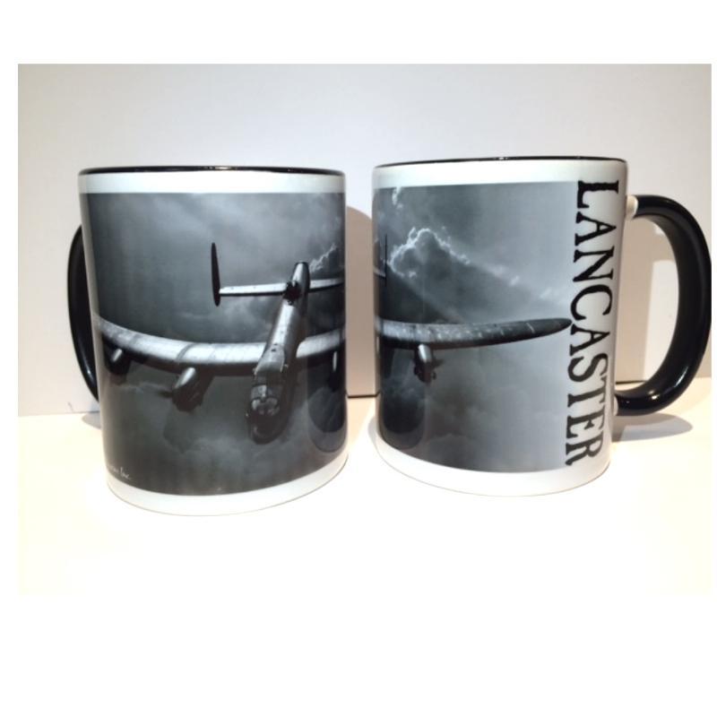 Product Photo of 23435 - Lancaster Black and White Mug