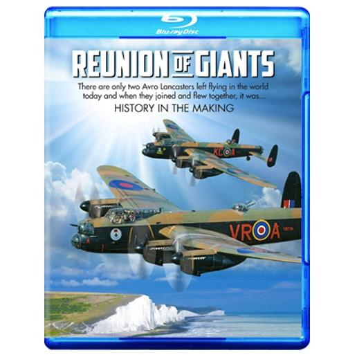 Product Photo of 23445 - Reunion of Giants BLU-RAY