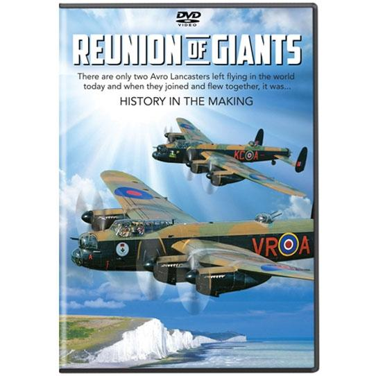 Product Photo of 23444 - Reunion of Giants DVD