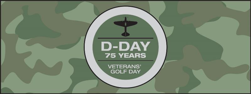 Product Photo of VGDTSPONSOR4 - Veterans' Golf Day Tournament - Sponsorship - Veterans' Foursome - $600