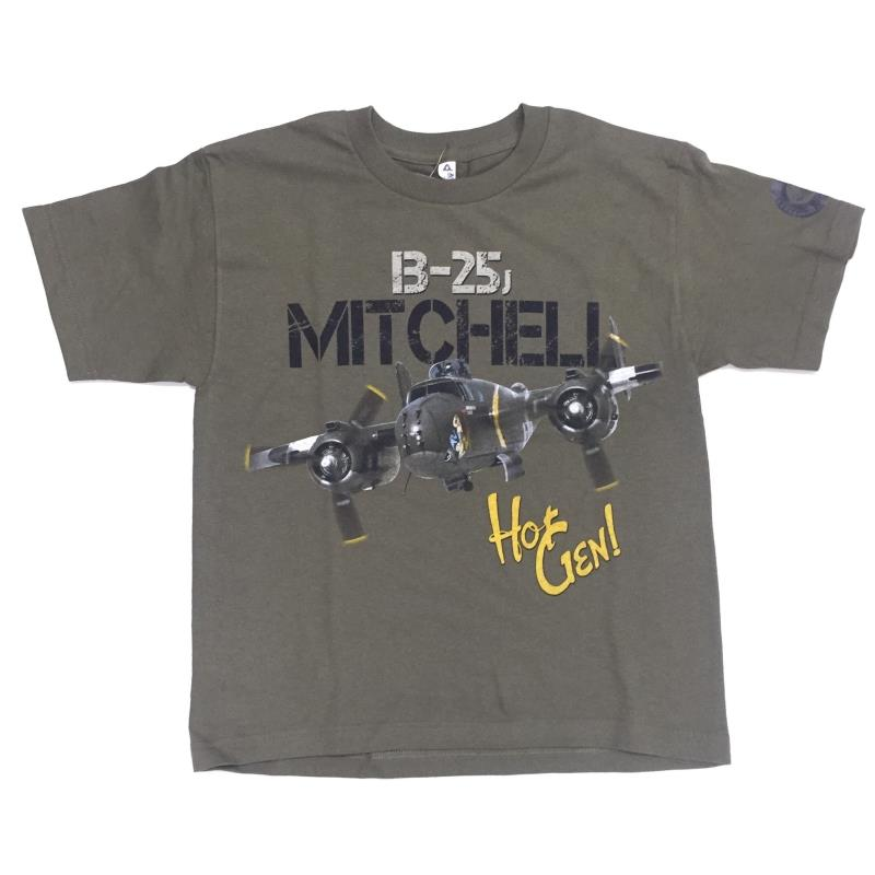 Product Photo of YOUTHB-252017 - B-25 Mitchell Youth T-Shirt