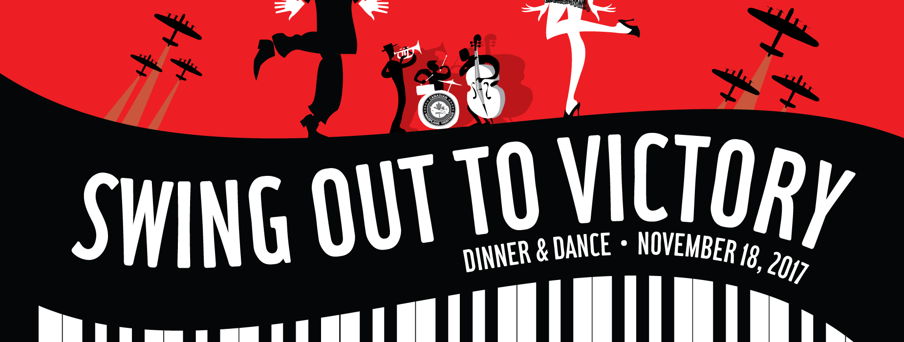 Banner Image for the Swing Out to Victory Dinner & Dance event