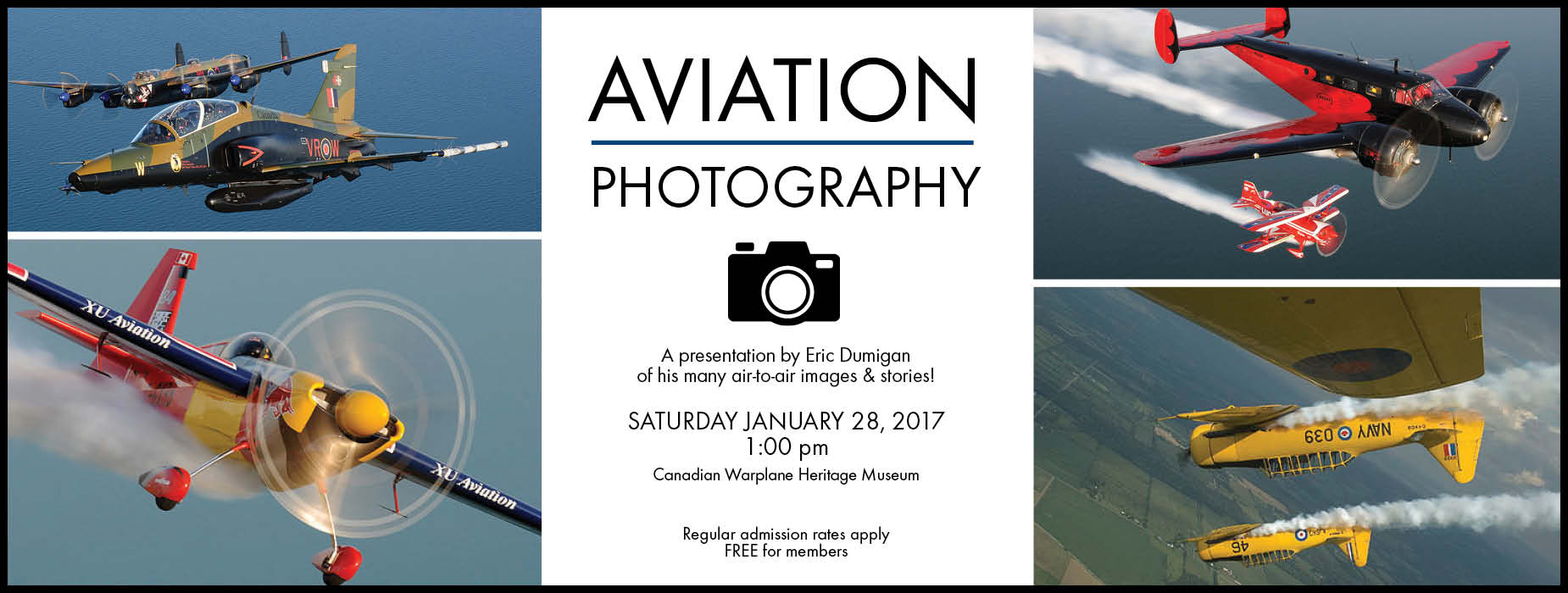 Poster for - Aviation Photography