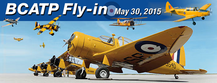 Poster for - BCATP Fly-In