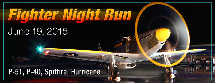 Poster for - Fighter Night Run