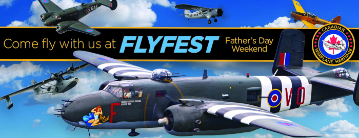 Poster for - Come fly with us at FLYFEST