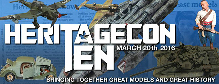 Poster for HeritageCon 10 event
