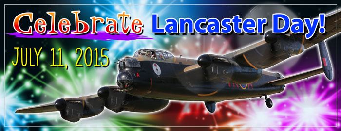 Poster for Celebrate Lancaster Day! event