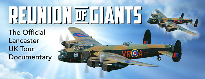 Poster for Canadian Theatrical Release - Reunion of Giants event