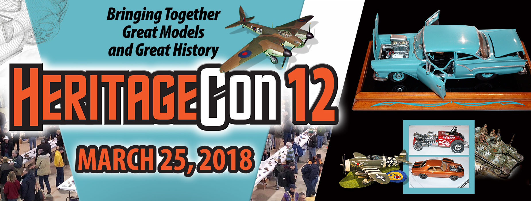 Banner Image for the HeritageCon12 event