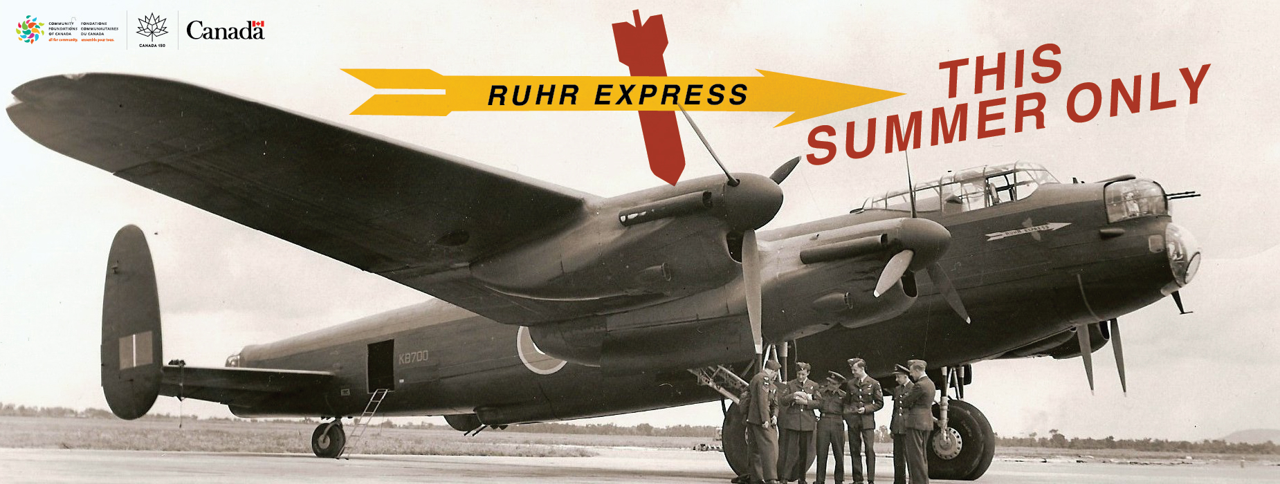 Banner Image for the Ruhr Express Lancaster event