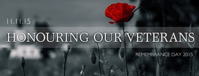 Poster for - Remembrance Day