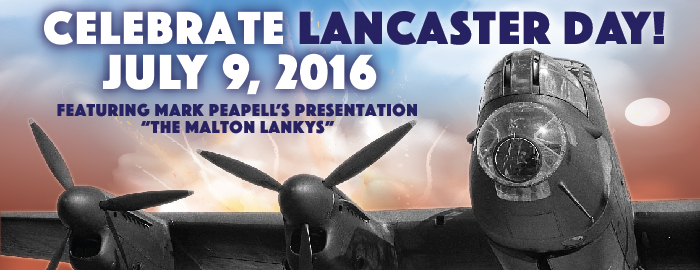 Poster for Lancaster Day event