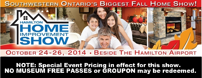 Poster for - Fall Hamilton Home Improvement Show