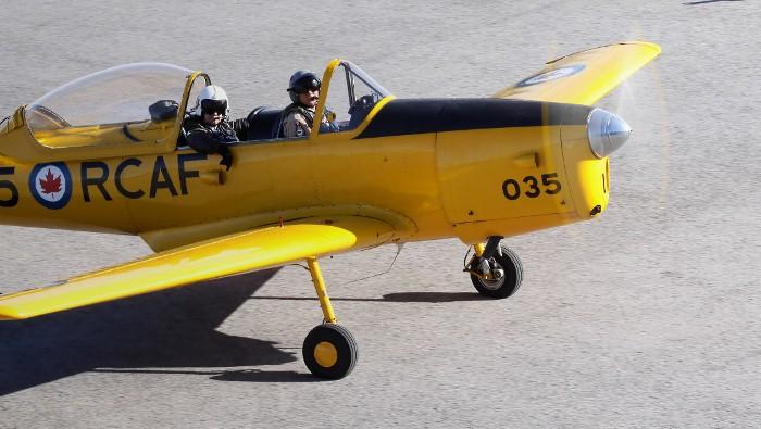 Vintage Aircraft Flights 5