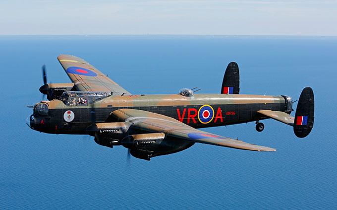 Avro Lancaster FM213