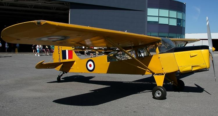Photo of Auster A.O.P. Mk. VI
