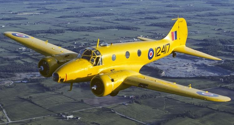 Photo of Avro Anson Mk. V