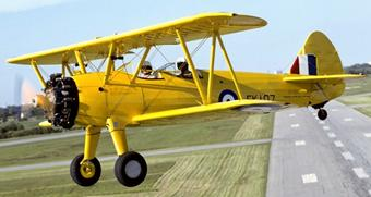 Photo of Boeing PT-17 Stearman