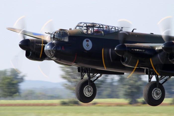 Lancaster KB726. Photo: Kool Shots