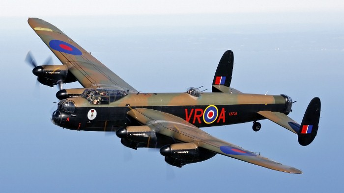 Lancaster KB726. Photo: Doug Fisher