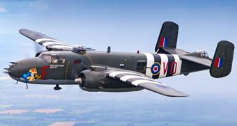 Photo of North American B-25J Mitchell Mk. III