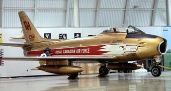 Photo of North American F-86 Sabre Mk. 6