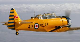 Photo of North American Harvard Mk. IV