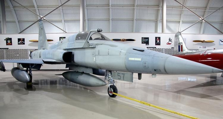Photo of Northrop CF-5A Freedom Fighter