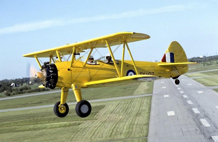Aircraft Details | Canadian Warplane Heritage Museum