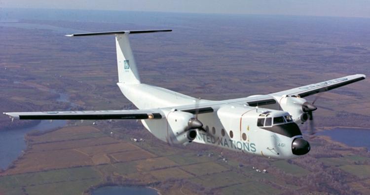 Photo of de Havilland Canada DHC-5A Buffalo