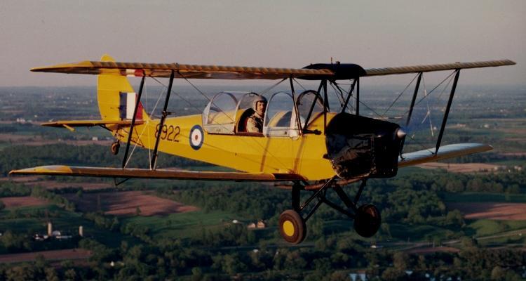 Photo of de Havilland DH.82C Tiger Moth