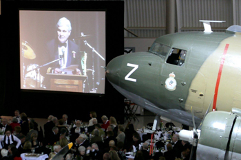 Photo of Corporate Functions at Canadian Warplane Heritage