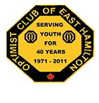 East Hamilton Optimists logo