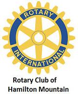 Hamilton Mtn Rotary logo