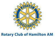 Rotary Club of Hamilton logo