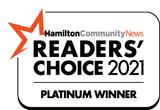 Readers' Choice - HamiltonNews.com logo