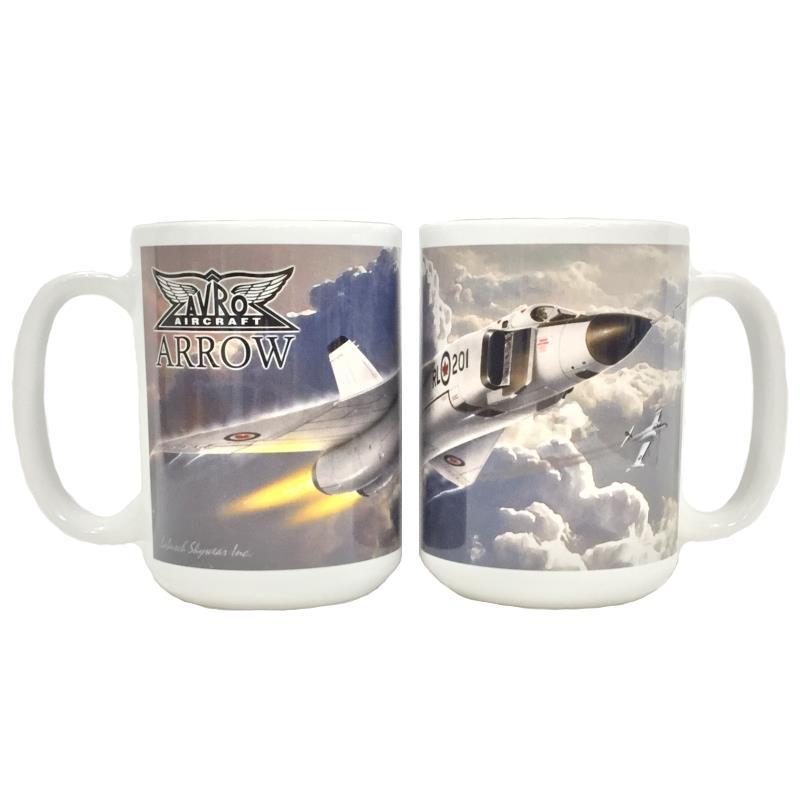 Product Photo of 11239 - Avro Arrow Mug