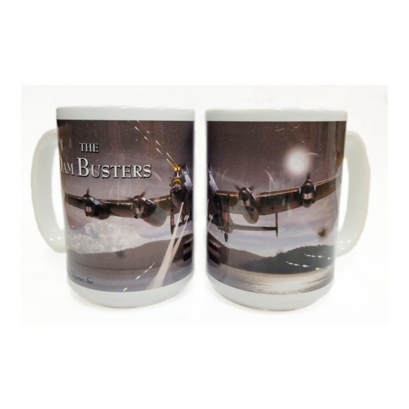 Product Photo of 11241 - Dambusters Lancaster Mug