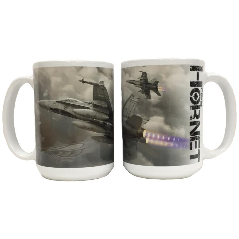 Product Photo of 11250 - CF-18 Hornet Coffee Mug