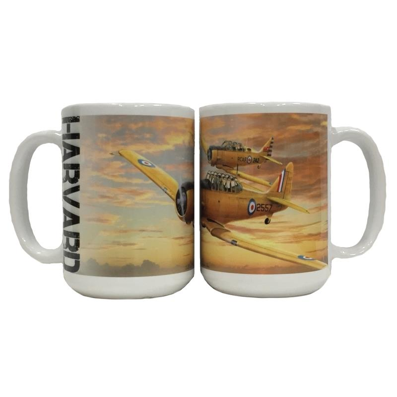 Product Photo of 11264 - North American Harvard Mug