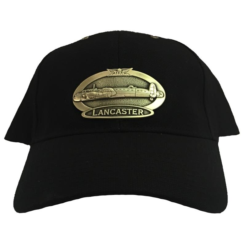 Product Photo of 11404 - Avro Lancaster Brass Logo Hat