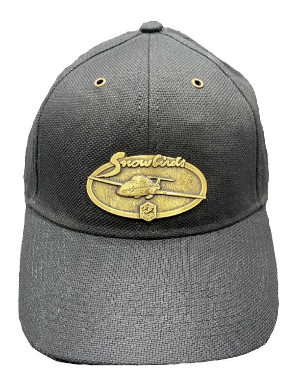 Product Photo of 11408 - Snowbirds Brass Logo Hat