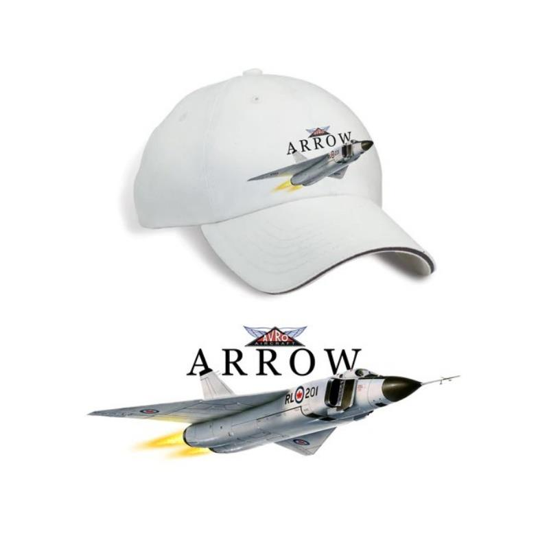 Product Photo of 11520 - Avro Arrow Printed Hat