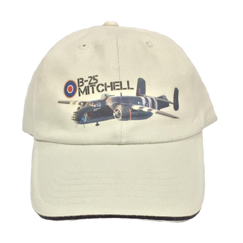 Product Photo of 25187 - B-25 Mitchell Printed Hat
